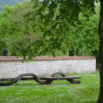 Slovénie - jour 3 - Monastère de Kostanjevica