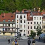 Slovénie - jour 1 - Ljubljana