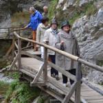 Slovénie - jour 2 - Gorges de Vintgar