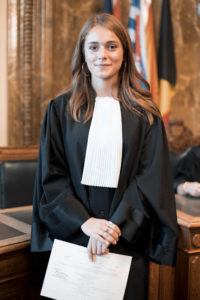 Maître Sara Habibi