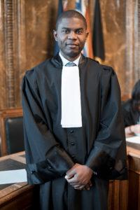 Maître Franck Nnomo