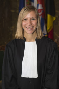 Maître Céline BERANGER du Barreau de Liège