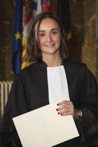 Maître Laura CARRUBBA du Barreau de Liège