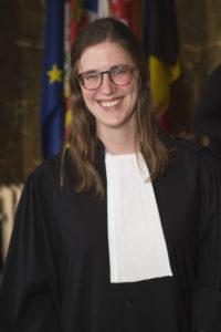 Maître Marie COIBION du Barreau de Verviers