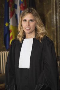 Maître Sarah DEVAUX du Barreau du Luxembourg