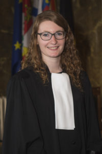 Maître Aude HUART du Barreau du Luxembourg
