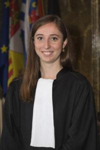 Maître Astrid LECLERE du Barreau de Liège