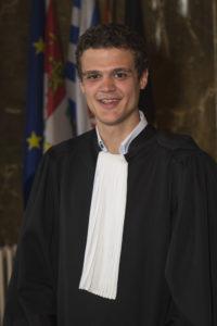 Maître Guillaume LEMOINE du Barreau de Verviers