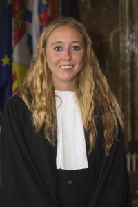 Maître Jeanne LENTZ du Barreau de Liège
