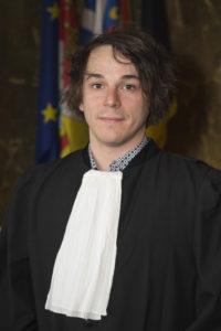 Maître Christophe MENIER du Barreau de Namur