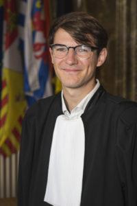 Maître Clément PESESSE du Barreau de Liège