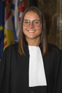 Maître Julie PEUTAT du Barreau de Verviers