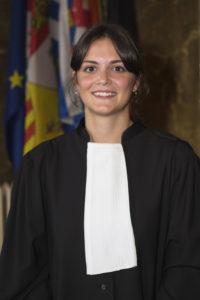 Maître Sarah PICCHI du Barreau de Liège