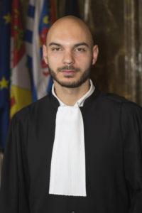 Maître Simon RENARD du Barreau de Verviers