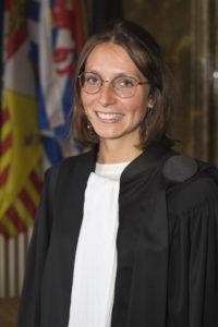 Maître Lucie REYNKENS FLEBUS du Barreau de Liège