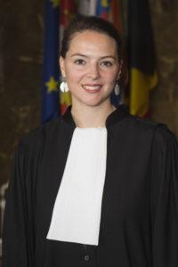 Maître Olivia STAUFFER du Barreau de Liège