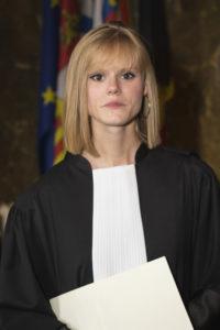 Maître Constance THERASSE du Barreau du Luxembourg