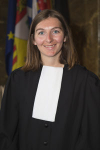 Maître Alice UYTTERSPROT du Barreau de Namur