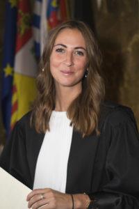 Maître Julie WAGNER du Barreau de Huy